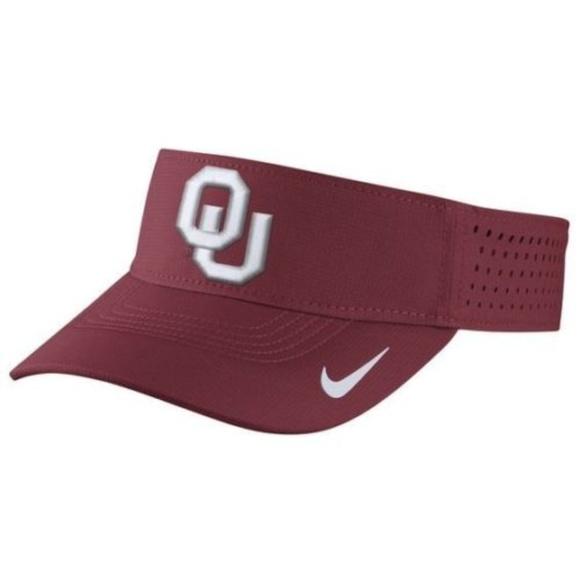 17aa7997c4c Nike Men s Oklahoma Sooners Crimson Vapor Sideline